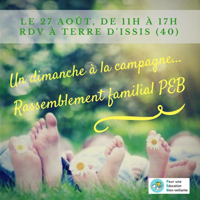 """""""Un dimanche à la campagne"""" – le 27 août 2017 dans les Landes"""